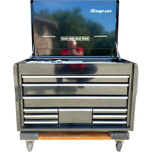 Snap on Kra62dpc Heavy Duty Road Chest 10 Drawer Cabinet Organizer 31x21x21 New