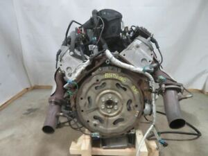 4 8 Liter Engine Motor L20 Gm Gmc Chevy 56k Complete Drop Out Ls Swap