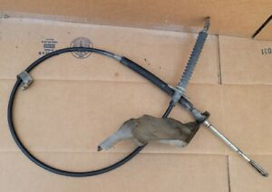 1997 1993 Ford Mustang Aod Automatic Transmission Shifter Cable Tv Cable 5 0 Gt