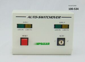Praxair Auto Switchover Px09h05013 Used Working