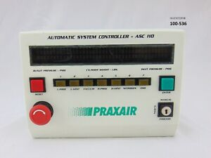 Praxair Automatic System Controller Asc 110 non working