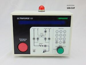 Praxair Ultrapurge 100 Controller untested Sold As is