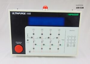 Praxair Ultrapurge Vmb Controller untested Sold As is
