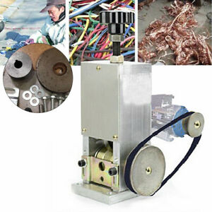Multipurpose Cable Wire Stripping Machine 1 25mm Cable Stripper Copper Recycling