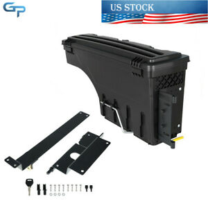 For 15 21 Chevy Colorado Gmc Canyon Truck Bed Storage Box Swing Case Driver Side