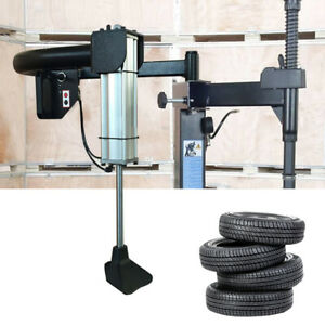 Tire Wheel Changer Machine Left Auxiliary Arm Wheel Repair Assist Mounting Arm