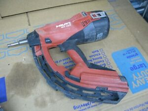 Hilti Gx120 Gas Actuated Fully Automatic Fastening Nail Gun