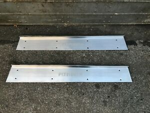 1942 1946 1947 1948 Plymouth P15 Coupe Brand New Interior Door Sills 46 47 48