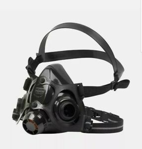 Honeywell North 770030 L Large Respirator Face Piece Silicone