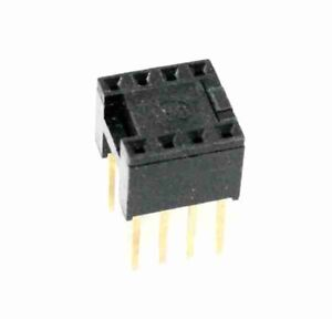 8 pin 0 3 Ic Wire Wound Socket