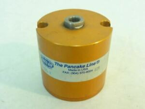 208877 Old stock Fabco air E 121 x Pnuematic Cylinder 1 1 8 id