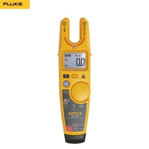 Fluke Voltage Multimeter Clamp meter Continuity Open Clamp Meter With Soft Case