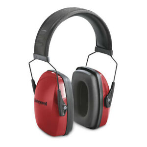 Honeywell Hearing Protector With Low Profile Ear Cups Rws 53006