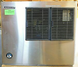 Hoshizaki Kml 631mah Ice Machine Head Only Ice 21 005 Excellent Used Condition