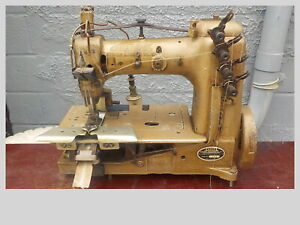 Industrial Sewing Machine Union Special apex Zpr Zipper Setter two Needle
