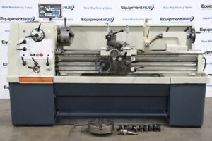 Clausing Mark 2 Colchester 15 X 50 Engine Lathe With Digital Readout