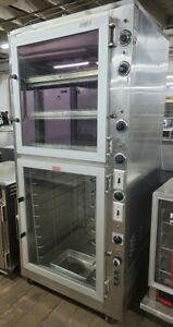 Piper Op 3 Oven proofer Combination Electric