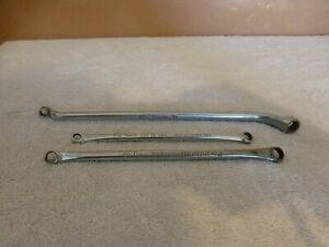 Snap On Tools Lot Of Various Wrenches Xdh 78 810c B1458c