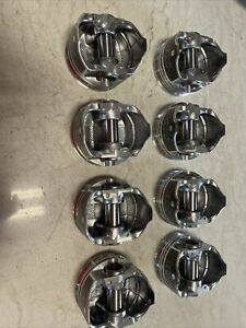 Keith Black Kb364 030 030 Over Hypereutectic 396 Ford Dish Pistons