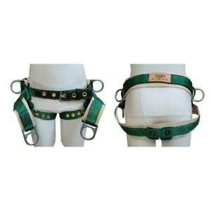 Buckingham 1383 Cotton Back Saddle With 1 3 4 Strap 4 dee Small