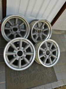 Watanabe Aluminum Wheels Pieces Postage Included
