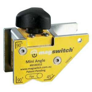 Magswitch Mini Angle Welding Magnets 878628001125