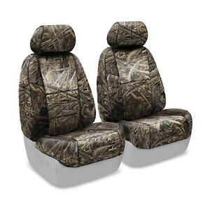 Realtree Max 5 Camo Tailored Seat Covers For Toyota Tacoma Made To Order