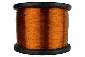 Temco 26 Awg Copper Magnet Wire 10 Lb 12580 Ft 200 c Magnetic Coil Winding