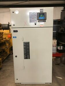 2000 Amp Ge Zenith Automatic Transfer Switch ats 277 480 Volt