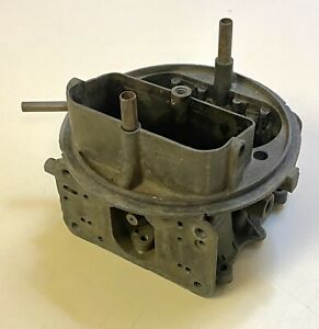 Holley Main Body 3557 Date 582 1966 Ford Fairlane Comet Galaxy 390 C6of 9510 N