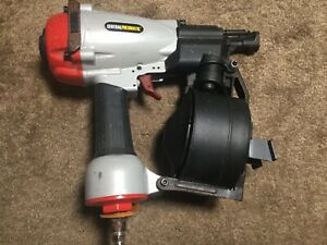 Central Pneumatic Coil Roofing Nailer 120 Psi Max 3 4 To 1 3 4 15 11 Gauge