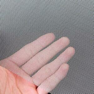 304 Stainless Steel Wire Mesh Screen 20 Mesh Hole 0 9mm 30 X 60cm Roll For Ai