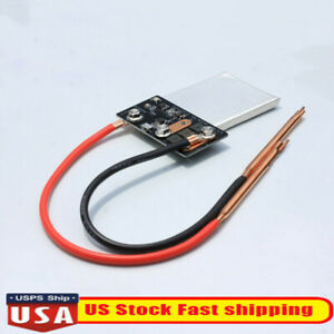 Portable Battery Nickel Sheet Spot Welder Pcb Circuit Board With Battery Set Usa