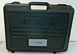 Used Gm Techline Tech 1or 1a Vetronix Empty Hard Carry Case Case Only
