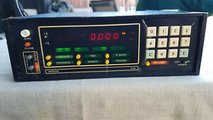 Inficon Leybold Xtm Thin Film Deposition Monitor Controller