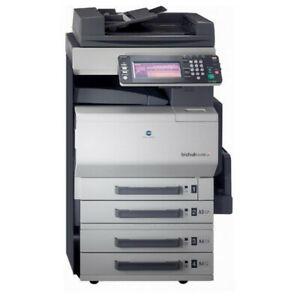 Konica Minolta Bizhub C450 Color Laser Mfp Used Doesn t Work Must See