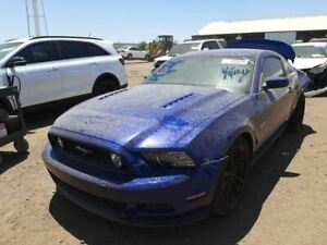 Passenger Right Front Spindle Knuckle Fits 10 14 Mustang 1525161