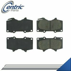 Front Brake Pads Set Left And Right For 2007 2014 Toyota Fj Cruiser