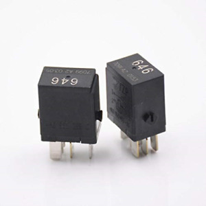 2 Pack Anti theft Multi use Micro Power Relay 646