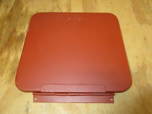 Fits Willys Mb Jeep Tool Box Door With Hinge Cover Lid Bin Mrp061