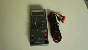 Fluke 77 bn Multimeter Calibrated With Test Leads