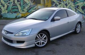 2003 2004 2005 Honda Accord Coupe Aspec Hfp Style Front Lip Kit Coupe Modulo