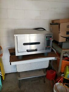 Vulcan Quadlux Flashbake Commercial Stainless Counter Top Rapid Bake Oven Pizza