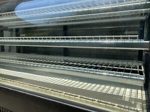 Refrigerated Bakery Display Case true Refrigerated Curved Glass Display