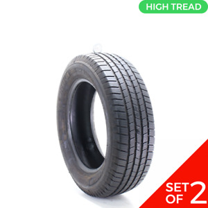 Set Of 2 Used 235 65r18 Michelin Defender Ltx M S 106t 10 10 5 32
