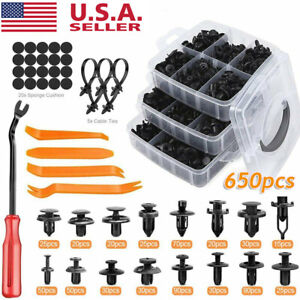 6x Tools Rods Dent Puller Stainless Steel Paintless Repair Kits Hail Removal Us