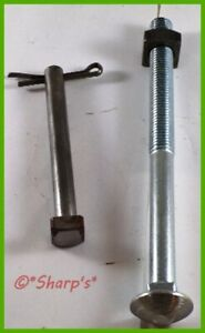 H372r H373r John Deere H Seat Channel Pin And Seat Spring Bolt Kit Usa Made
