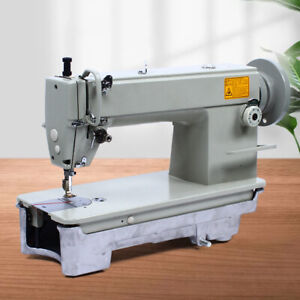 Sm 6 9 Leather Upholstery Heavy Duty Thick Material Lockstitch Sewing Machine
