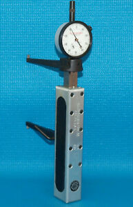Allen Gauges Parallel Movement Dial Groove And Bore Gage 1 25 8 Gageman