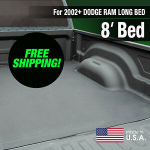 Bed Mat For 2002 Dodge Ram Long Bed Free Shipping
